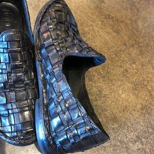 preventi Shoes - Preventi black leather braided flats 37